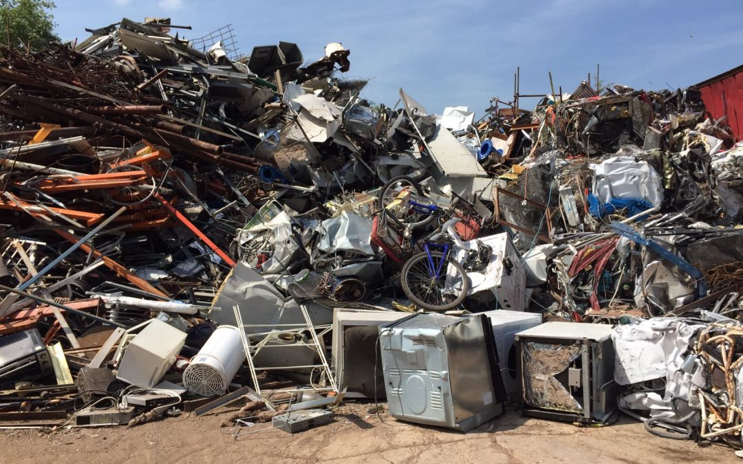 The importance of scrap metal recycling - EMS Waste Services