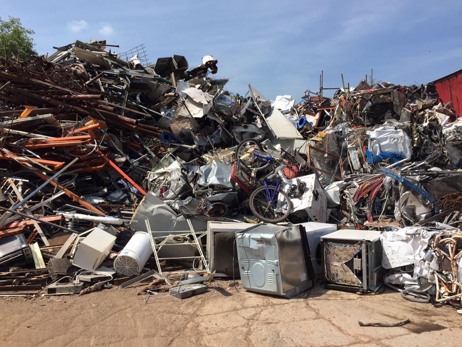 scrap metal services bankruptcy